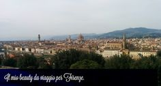 Stay Up With Makeup!: Florence, my darling: cosa c'è nel mio beauty da viaggio per Firenze!