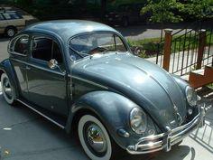 VW Bug - Strato Silver