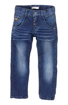 Fede Name it Jeans Ras X-slim fit Medium denim Name it Jeans til Børn & teenager i fantastisk kvalitet