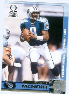 Steve McNair football card 2000 Pacific Omega #142 (Tennessee Titans) by Hall of Fame Memorabilia. $29.95. Steve McNair football card 2000 Pacific Omega #142 (Tennessee Titans). This item comes with a certificate of authenticity from AW Authentic.
