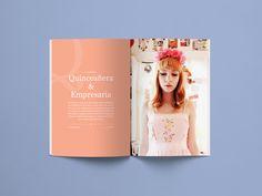 PETRA · Magazine on Behance