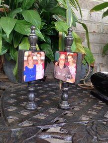 Photo Block Memory Pole - Blocks From The Heart