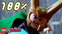 LEGO Marvel's Avengers - 100% Guida a Livello Completo - Shakespeare nel...