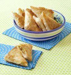 Briouates au thon et pommes de terre - Ramadan - Recettes de cuisine marocaine