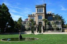 Larnach Castle, Dunedin.   New Zealand's only castle.
