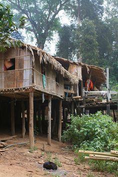 Hill Tribe Village - Thailand