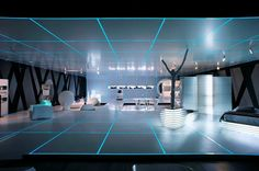 TRON designs CORIAN Exhibition