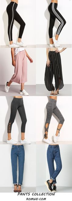 Pants Collection - romwe.com
