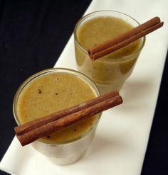 Mézeskalács smoothie Christmas Time, Shake, Ethnic Recipes, Food, Smoothie, Essen, Meals, Yemek, Eten