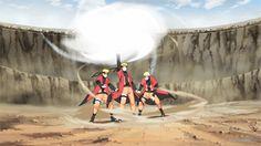 Rasen Shuriken! #uzumakinaruto