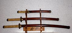espadas samurai