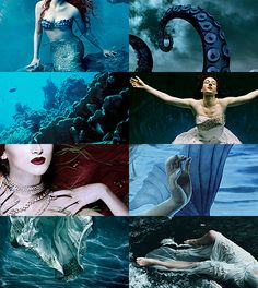 dragonfiretwisted: Fairy Tale Picspam - The Little Mermaid