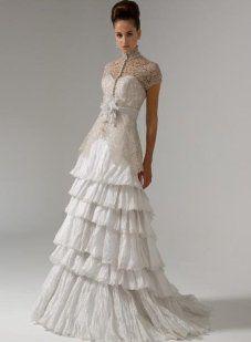 5 estilos de trajes de novia | Preparar tu boda es facilisimo.com