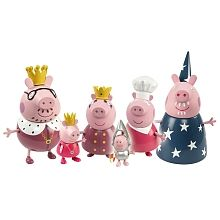 Peppa Pig - Familia Real Peppa Pig