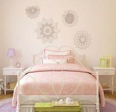 Feng Shui for childrens bedrooms Cool Kids Bedrooms, Kids Bedroom Designs, Girls Bedroom, Boy Room, Kids Room, Child's Room, Feminine Bedroom, Bedroom Photos, Pink Bedding
