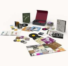 Smiths Deluxe Boxset from Rhino