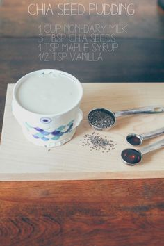 A Month of Breakfast // Chia Seed Parfait — Treasures & Travels