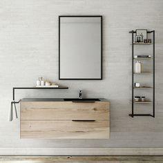 Meubles de salle de bain Inférieur à 100 cm - Atlantic Bain
