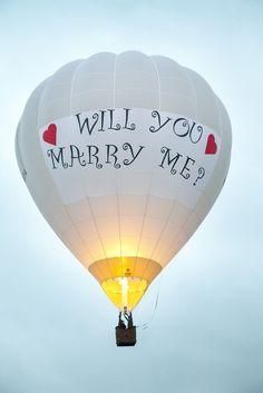 A very unique wedding proposal idea #Verlobung #Heiratsantrag