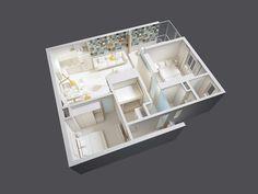 Gallery of HT Apartment / Landmak Architecture - 22