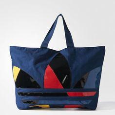 00e952a6067b Maleta Originals Paris Beach Shopper - Blue Adidas Azul