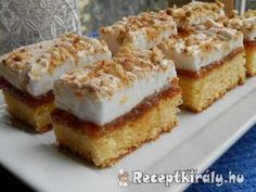 Női szeszély IIHozzávalók: A dkg liszt 12 dkg vaj 5 dkg cukor Hungarian Cookies, Hungarian Desserts, Hungarian Cake, Hungarian Recipes, Hungarian Food, Sweet Cookies, Cake Cookies, Smoothie Fruit, Baking And Pastry