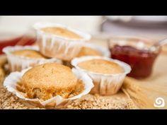 Healthy Oatmeal Muffins (BLENDTEC)
