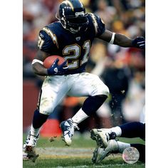LaDainian Tomlinson Away Action 8x10 Photo - This is an 8x10 Photograph. Gifts > Collectibles > Nfl Memorabilia. Weight: 1.00