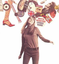 Sixties Icons Sixties collage featuring Jenny Boyd among iconic Sixties images. Jenny photographed by Michael Cooper (who photographed the B. Writing Inspiration, Style Inspiration, Mick Fleetwood, Pattie Boyd, Wonderful Tonight, Eric Clapton, No One Loves Me, Medium Art, Best Games
