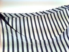 How to Sew Bias Tape to a Neckline - Craftsy.com