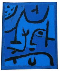 Paul Klee. Blick aus der Dämmerung.
