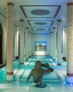 Italian Shangri-La! Terme Manzi Hotel & Spa - Ischia Island, Italy #Jetsetter #JS Spa