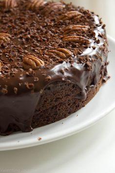 Mais um bolo de chocolate