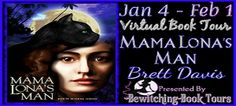 Laurie's Paranormal Thoughts and Reviews: Mama Lona's Man by Brett O'Neal Davis: Character Interview and Excerpt: Bewitching Tour Stop