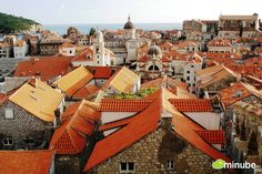 Dubrovnik is one of top 50 cities to see. So come and see it for yourself! Oh The Places You'll Go, Places To Travel, Places To Visit, Destinations, Belle Villa, Walled City, Dubrovnik Croatia, World Heritage Sites, Old Town
