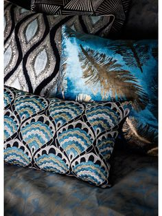 Buy your Biba Feather Foil Print Cushion online now at House of Fraser. Why not Buy and Collect in-store?