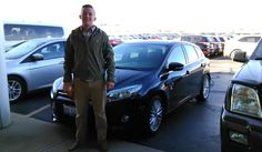 Troy, Welcome to the Landmark Ford Family!