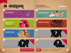 Las mejores apps de cuentos interactivos.