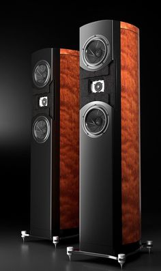 Duntech speakers.