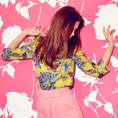 being yellow-bellied has never been more appealing. #Boden #SS15