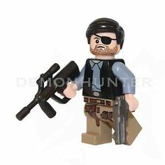 The Governor Lego Walking Dead