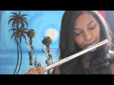 Titanic Theme - My heart will go on - Flute Cover - YouTube