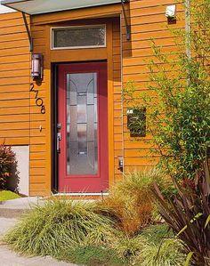 ODL makes door glass, screen doors, door blinds for entry doors. Patio Doors, Entry Doors, Door Glass Inserts, Stained Glass Door, Beveled Glass, Exterior Doors, Glass Design, French Doors, Contemporary Style
