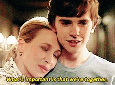 "The uncomfortable touching. | 10 Super Awkward Mother-Son Moments On ""Bates Motel"""