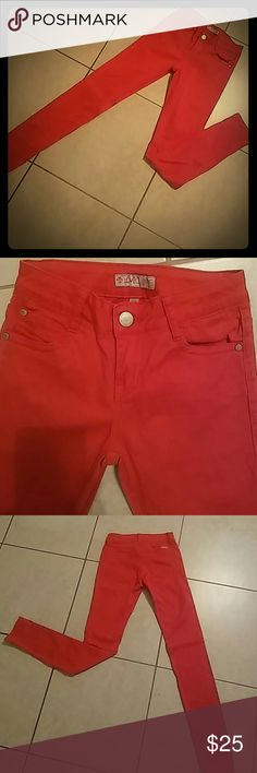 Love Culture skinny jeans Super cute!! Like new condition Love Culture Jeans