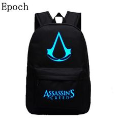 >>>The best placeEpoch 2016 New Design Assassins Creed Backpacks Luminous 5 Colors Backpack Canvas Printing School Bags For Teenagers BackpackEpoch 2016 New Design Assassins Creed Backpacks Luminous 5 Colors Backpack Canvas Printing School Bags For Teenagers BackpackBest...Cleck Hot Deals >>> http://id905476812.cloudns.ditchyourip.com/32709406019.html images