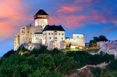 Trenčín Castle, Trenčín