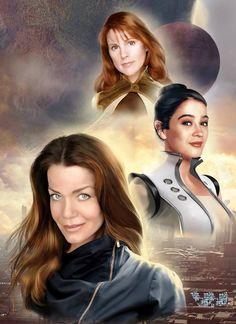 23 Best Ladies Patricia Tallman Images In 2016 Babylon 5