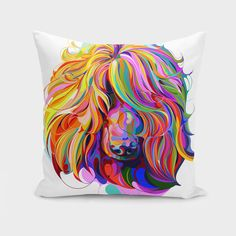 Discover «#notseenothearnotspeak», Numbered Edition Throw Pillow by M.ORE - From $27 - Curioos