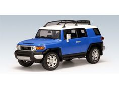 Toyota FJ Cruiser 1/18 Blue